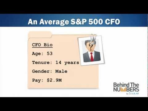 S&P 500 CFO Compensation: Behind the Numbers