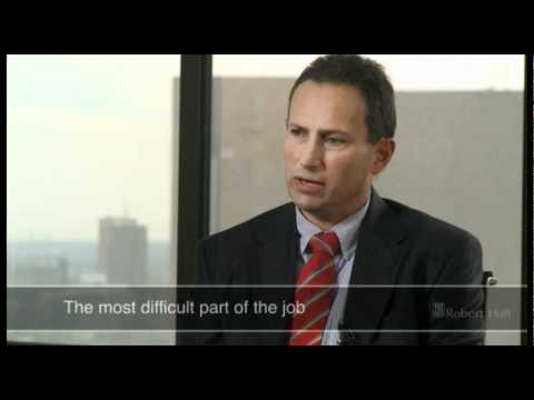 CFO Masters Series | Stewart Walters, United Group Services | Robert Half Recruitment