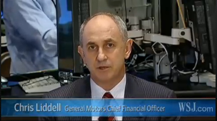 GM CFO Chris Liddell on IPO & Outlook