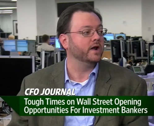 Investment Bankers Finding Job Opportunities