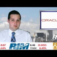 Oracle Gaining After Mixed Earnings Release