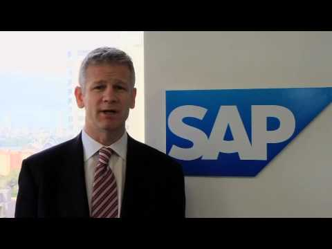 Richard McLean, Chief Financial Officer, SAP Australia and New Zealand CFO