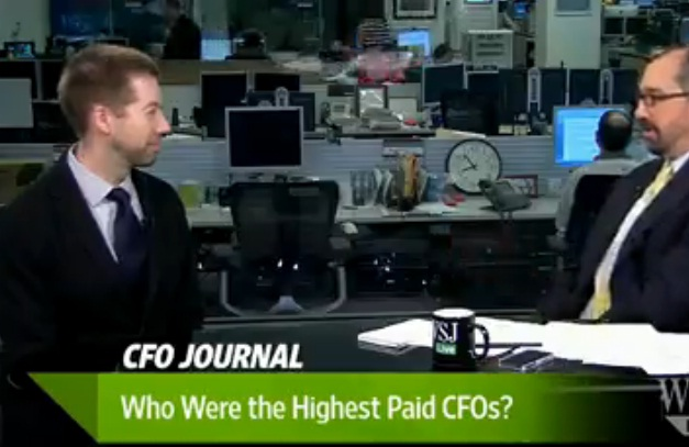 Which CFOs Were Best Compensated?
