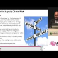 Supply Chain – Electronica 2012