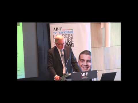 AB+F Randstad Leaders Lecture Series – Phil Coffey, CFO, Westpac