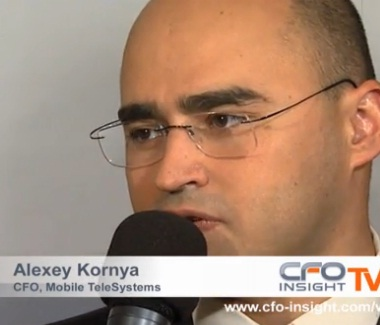 Alexey Kornya, CFO of Mobile TeleSystems: Global risk perception is skewed