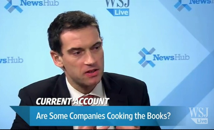 Are Some Companies Cooking the Books?