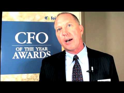 CFO Awards 2012 – Dinner Reception