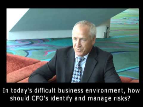 CFO Summit 2012 – Delegate Interview – Jim Benstead – Queensland Rail