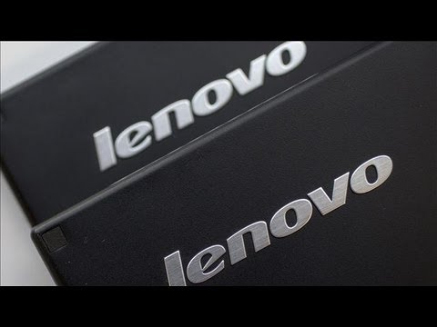 Lenovo's Dialing Growth