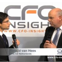Ronald van Hees, CFO of Dutch health care provider CZ, on risk and return