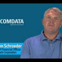 Chief Financial Officer of Michels Corporation on ComData