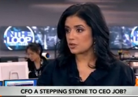 Do Female CFOs Set the Stage for More Female CEOs?