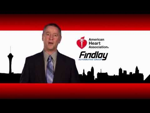 Findlay Automotive on Las Vegas Heart Walk