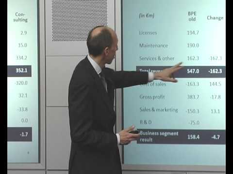 Capital Market Day 2013: Meet the CFO, Arnd Zinnhardt