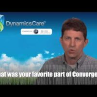 A CFO's Afterthoughts of Microsoft Convergence 2013