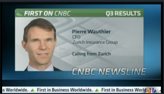 Diversification Is Our 'Greatest Strength': Zurich Insurance CFO