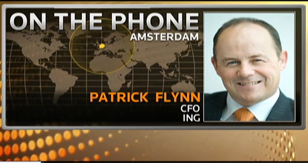ING CFO on earnings, insurance IPO plans