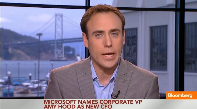 Microsoft Appoints Hood CFO to Succeed Klein