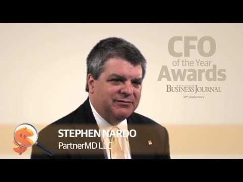 CFO of the Year Awards – Washington Business Journal -How the Job Has Changed