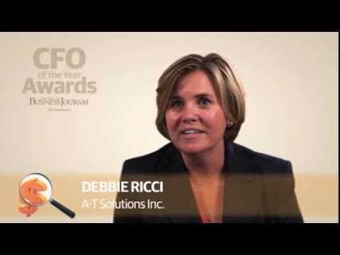 CFO of the Year Awards – Skilled with Numbers – Washington Business Journal's