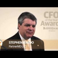 Washington Business Journal's CFO of the Year Awards – How the Job Has Changed