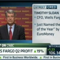 Wells Fargo CFO: 'Rising Rates Will Impact Our Business'