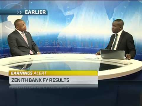 Zenith Bank FY Results with CFO Emmanuel Udom