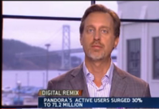 Pandora's CFO on Mobile Strategy