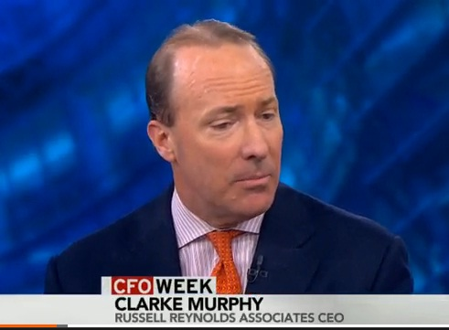 More Bankers Seeking CFO Roles, Clarke Murphy Says