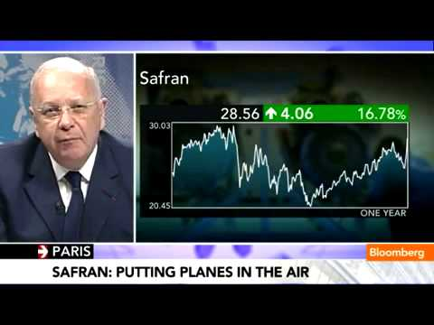 Safran CFO Says Installs, Parts to Boost Revenue