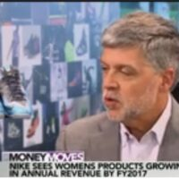 Nike Will Always Be Best, If Not First: CFO Blair