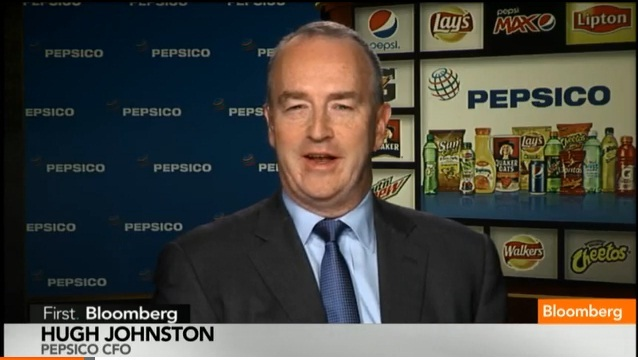 PepsiCo 3% Price Rise `Right Strategy,' CFO Says