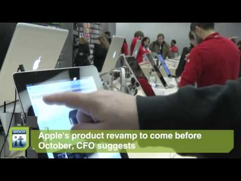 Technology News: Apple Product Revamp, CFO Suggests