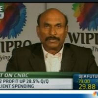 Wipro working on client hunting: CFO