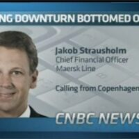 Worst is over in shipping: Maersk CFO