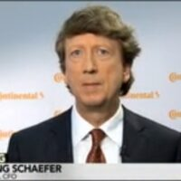 Continental CFO Sees `Strong Growth' in China