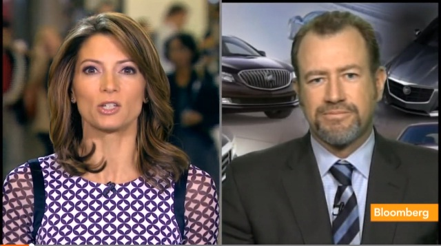 GM's Third Quarter `Strong Across the Board': CFO