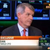 Wells Fargo CFO: We are in recovery
