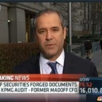 Fmr. CFO: Madoff Securities forged documents during audit