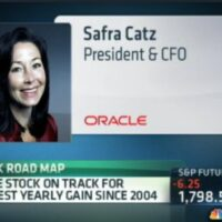 Oracle results on a cloud