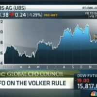 UBS adapts to Volcker Rule