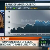 BofA CFO comments on Q4 results