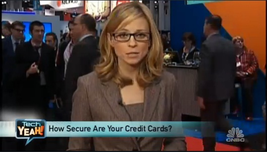 How secure are your credit cards?