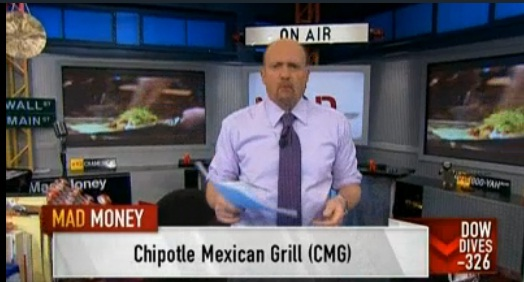 Chipotle CFO: Finding best ingredients is our priority