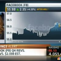 Facebook reports Q4 earnings