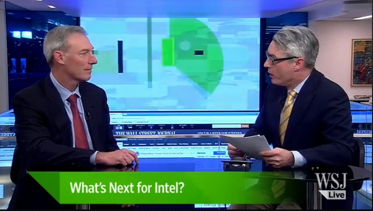 Intel CFO: Outlook on Chips, Devices