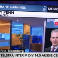 Telstra CFO Expects Continued Acquisition Activity