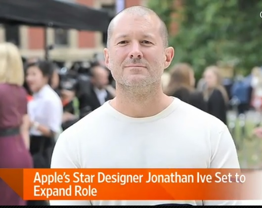 Apple's Design Star Takes on New Role