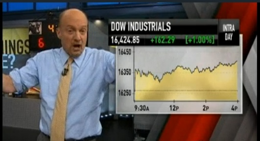 Cramer's earnings edge